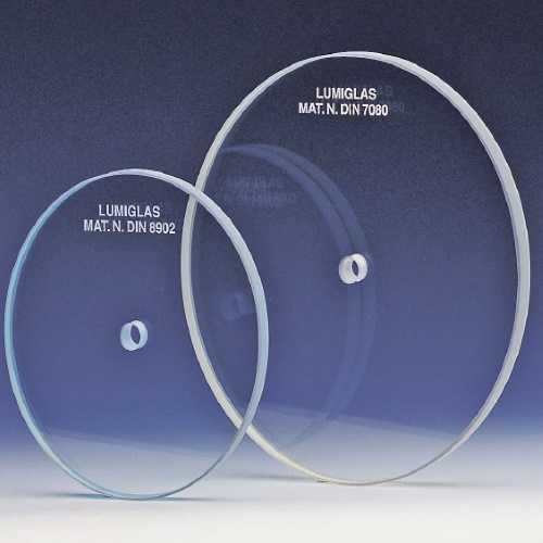 szkło DIN7080 z otw 1