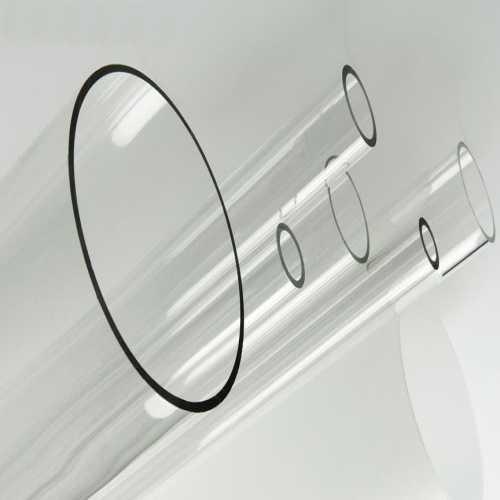 plexiglas tubes
