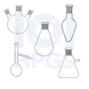 szkło laboratoryjne kolby