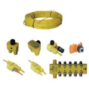 złącza i kable do sieci AS i